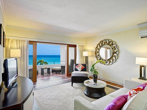 Contribution to Ocean View One Bedroom Suite Upgrade